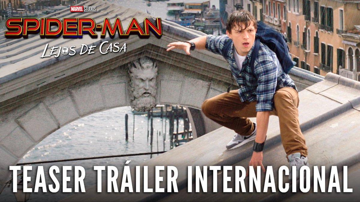 Sony Pictures España's photo on #SpiderManLejosDeCasa
