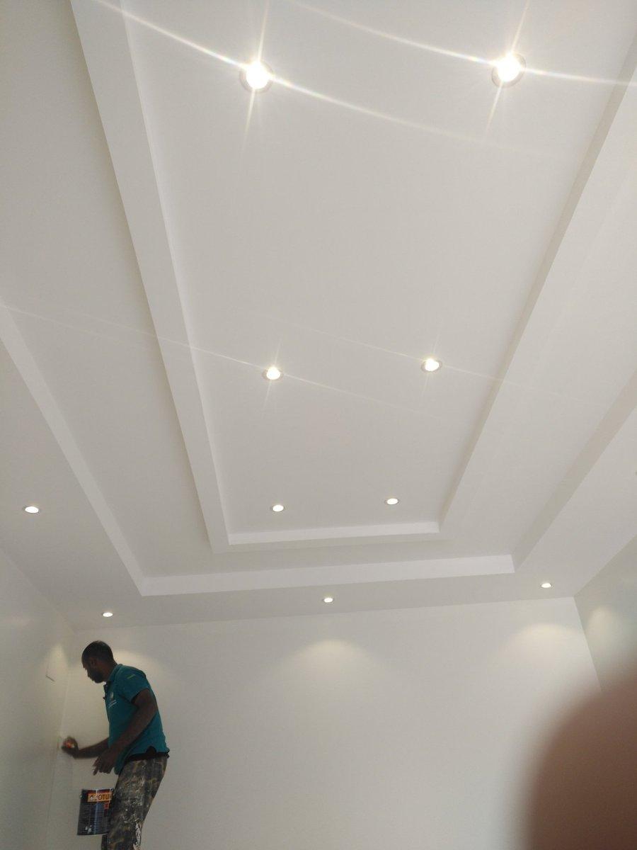 جبس أسقف زجاجي