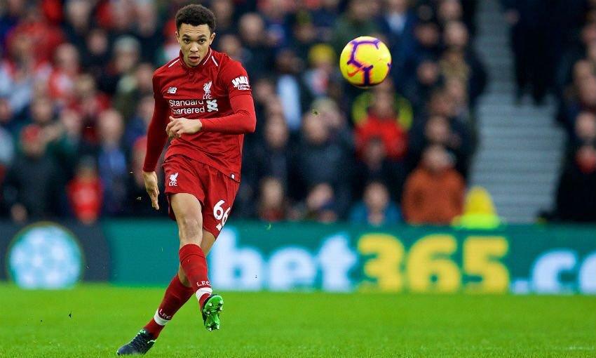 Alexánder-Arnold es baja para los de Klopp sumado a #Lovren siguen las lesiones en los Reds. #Premier  #premierleague  #Liverpool #palace  Justo previo a nuestro choque en Anfield.