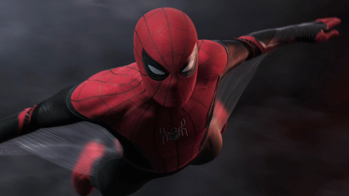 RT @IGN: SPIDER-MAN IS BACK! Here is the new trailer for #SpiderManFarFromHome 🕷 https://t.co/07oe93eEgT
