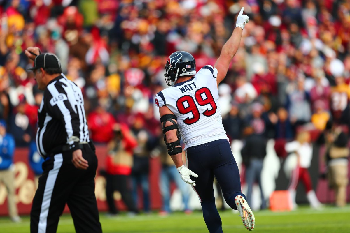 ... named to the All-NFL team for a second-consecutive year. This marks the  fifth time Watt has been tabbed to the All-NFL team by the PFWA.pic.twitter.com   ... c60103b1b