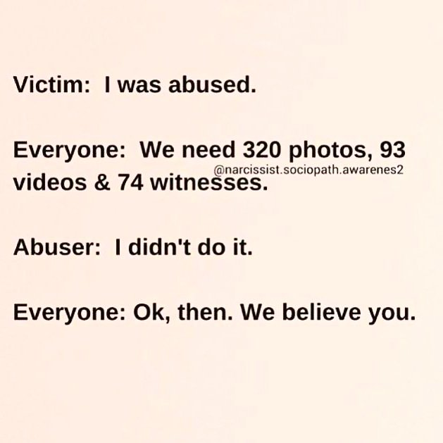 ...And why does everyone believe, without any evidence whatsoever other than his word, that @rkelly was sexually abused, but don&#39;t believe dozens of women with tons of evidence that he abused them?Because society tells us not to believe women. #MuteRKelly #SurvivingRKelly #RKelly<br>http://pic.twitter.com/u3E0k9129Z