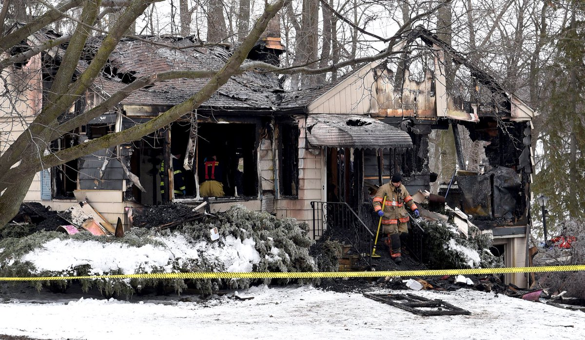 One person dead after early-morning fire in Auburn