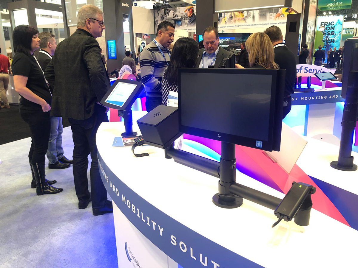 test Twitter Media - Optimize your @HP Engage One with a #SpacePole mount! On display at #NRF2019 booth 2173 https://t.co/0SsikTUrAB