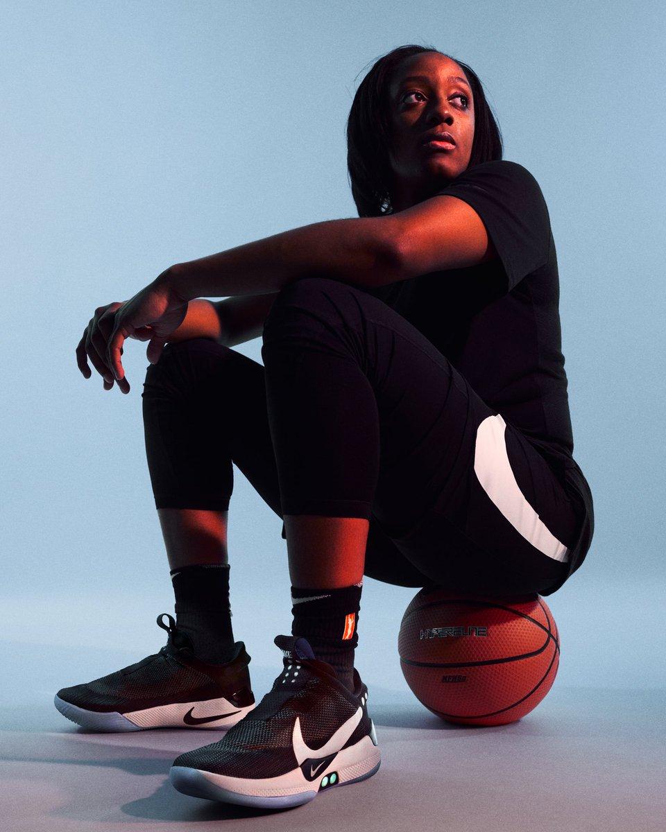 Welcome to the future. Nike Adapt BB arrives February 17. @nikebasketball #nikeadapt