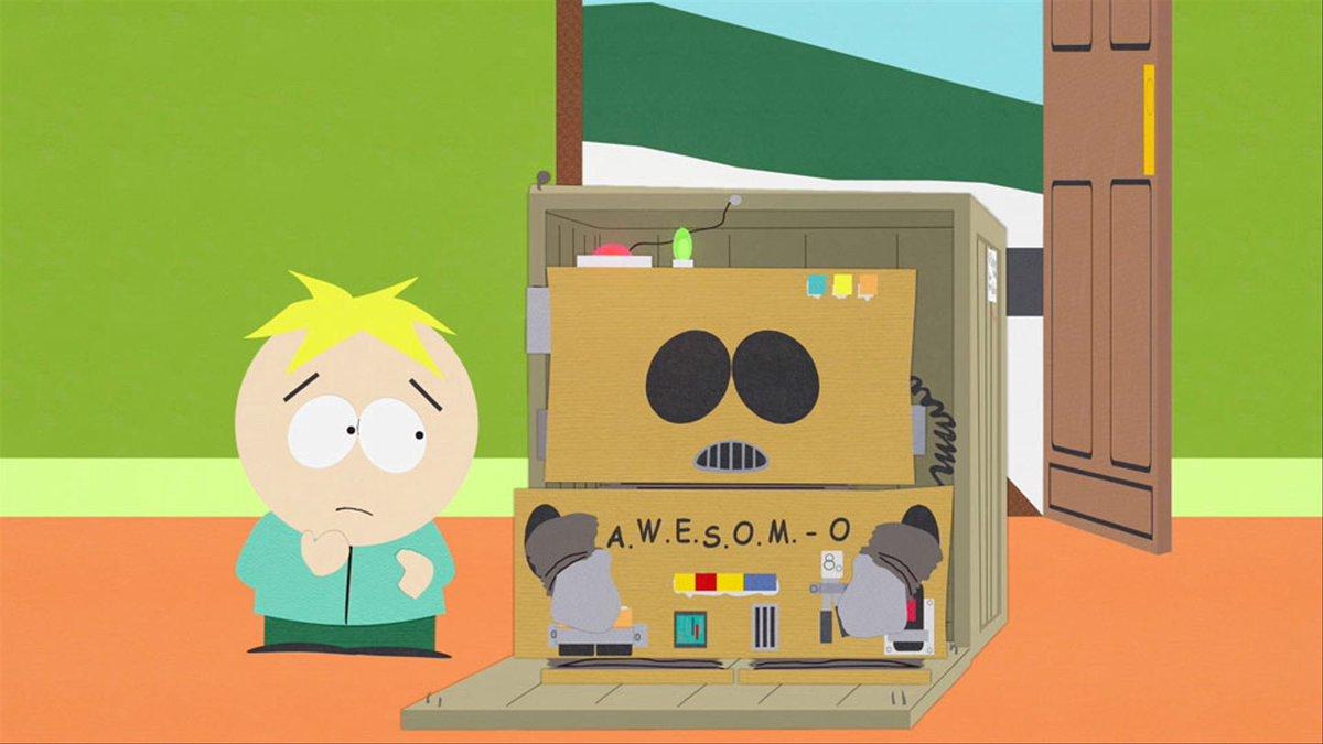 South Park Southpark Twitter