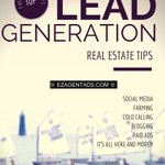 Lead Generation Tips For Realtors - Learn everything about blogging, social media, cold calling, branding, and more. This is the place for free real estate lead generation tips. Lead Generation Tips For R... https://t.co/cRAIHGUdxX
