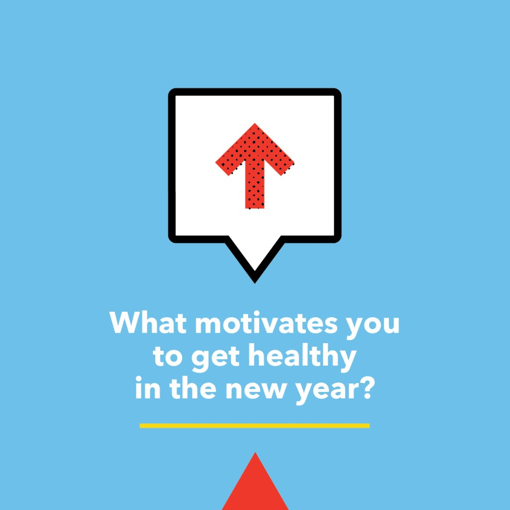 Use that motivation to keep a new year's resolution going all year round.