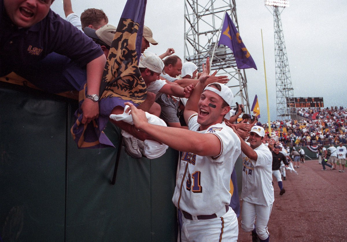With 31 days until baseball is back at The Box, we remember everybody's All-American Wally Pontiff Jr. #31Always