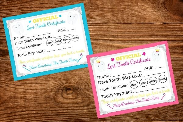 photo about Free Printable Tooth Fairy Letters known as Wondermom Wannabe upon Twitter: \