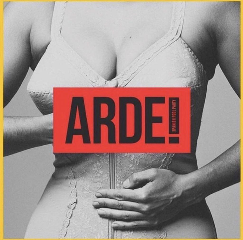 RT @NoeliaArandaQ: Obra de arte #ArdeMadrid 🙌 https://t.co/dYPkkfySZb