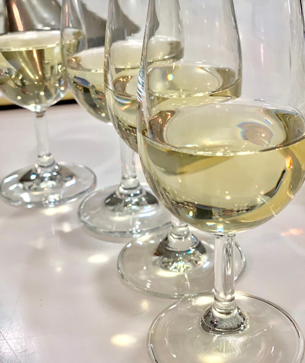 """""""It's all 'bout that base, 'bout that base, no treble"""" #blending #basewines #BlancdeBlancs #Ruinart #MeghanTrainor"""