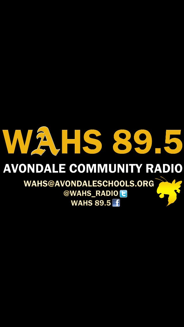 We stop by the @WAHS_Radio studio today at 5pm EST to talk about and play some songs off our new album Wishes. Tune in. Rock out.