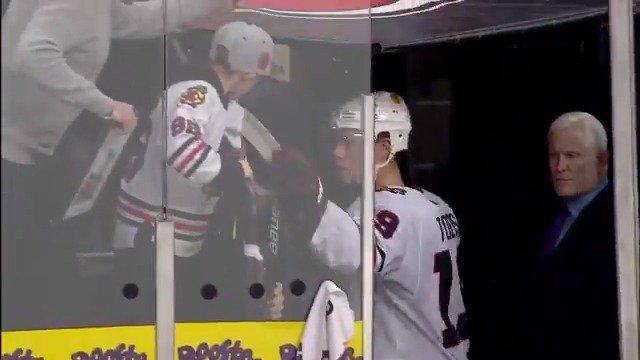 RT @NHLBlackhawks: Believe In Hockey Heroes   #BelieveInOneGoal https://t.co/6YPhgtqdtp