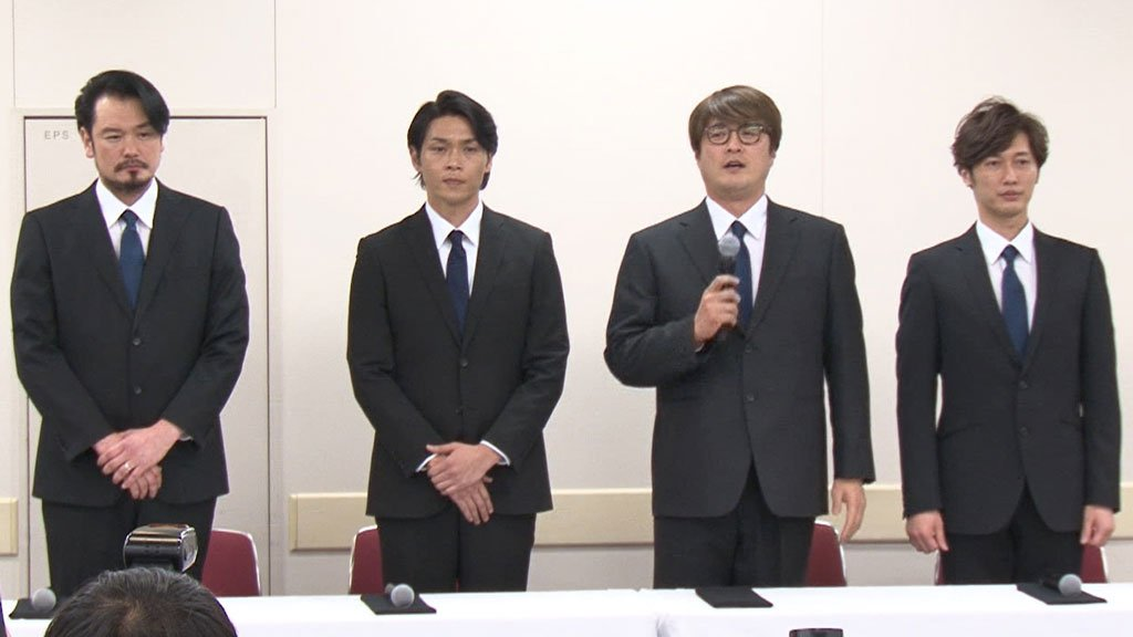 歌謡グループ「純烈」の4人が、元メンバーの友井雄亮が脱退し、芸能界を引退したことを受けて会見を開きました。 ロングバージョンはこちら https://t.co/vBQ2LIY9cC #純烈 https://t.co/9wFRKigmPc