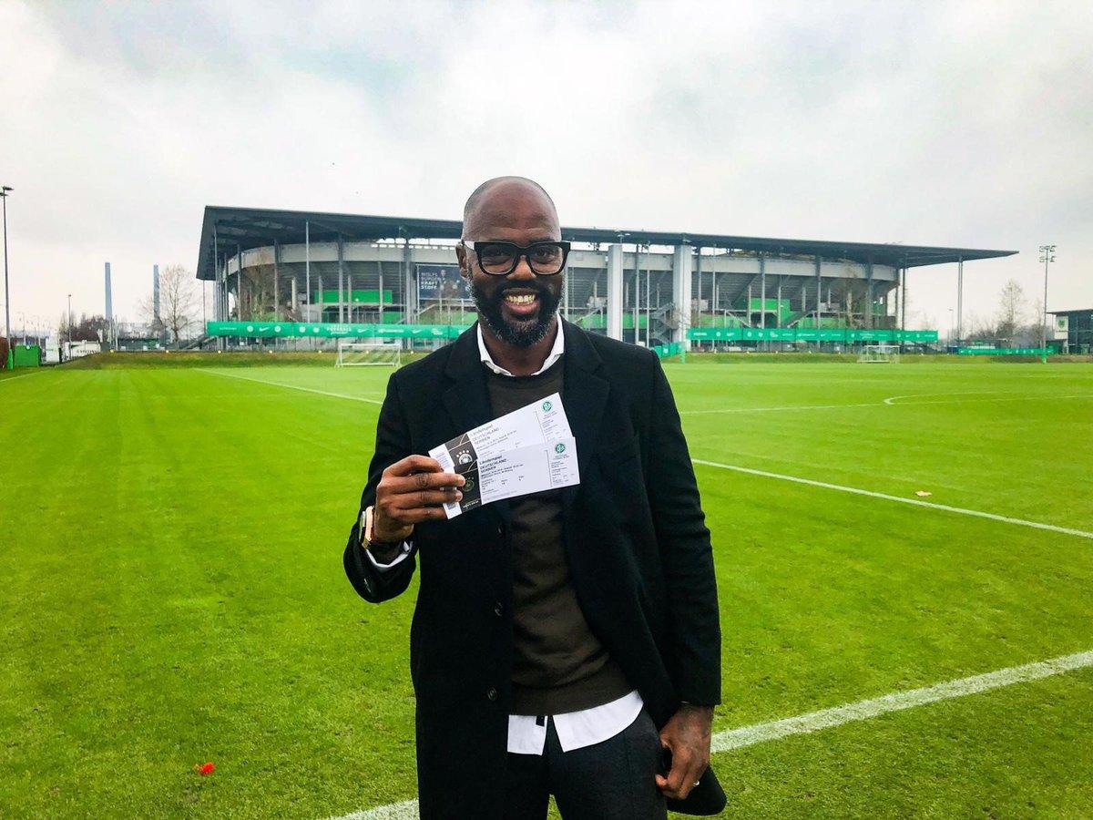 'Das wird ein absolutes Highlight', sagt @Graffa23. Seit heute könnt ihr euch auch bei uns die Tickets für das Spiel des @DFB_Team im März in der Volkswagen Arena sichern. 👉 https://t.co/1x92JTXqc2 #VfLWolfsburg