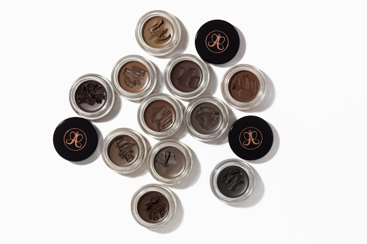 Pro Tip: Store your #Dipbrow cap side down! The gravity will pull the product's moisture back to the surface😉  #ABHBrows #AnastasiaBeverlyHills