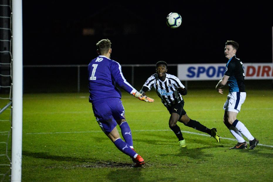 Back-to-back wins boost @NUFC's promotion prospects   #PL2 Division 2 ➡️ http://preml.ge/mSelWT