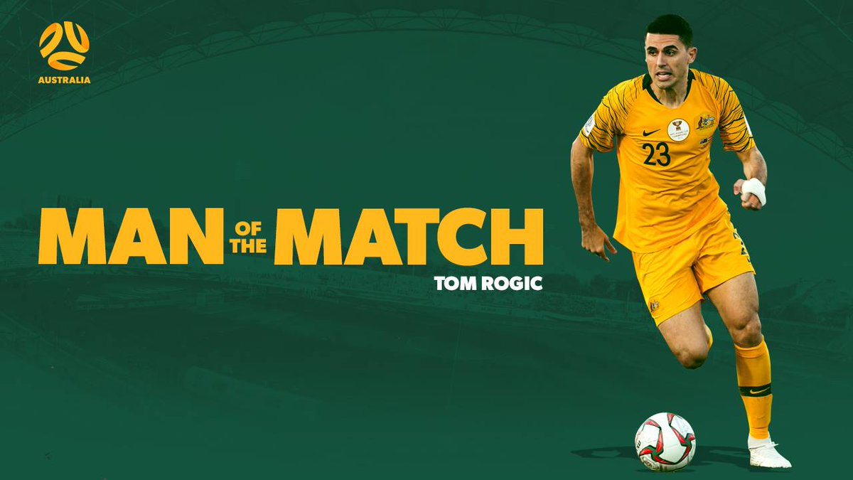 Socceroos's photo on rogic