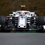 We can't wait for the show to begin! 💨🏎  #AlfaRomeoSauberF1Team #Formula1 #AzerbaijanGP #F12019
