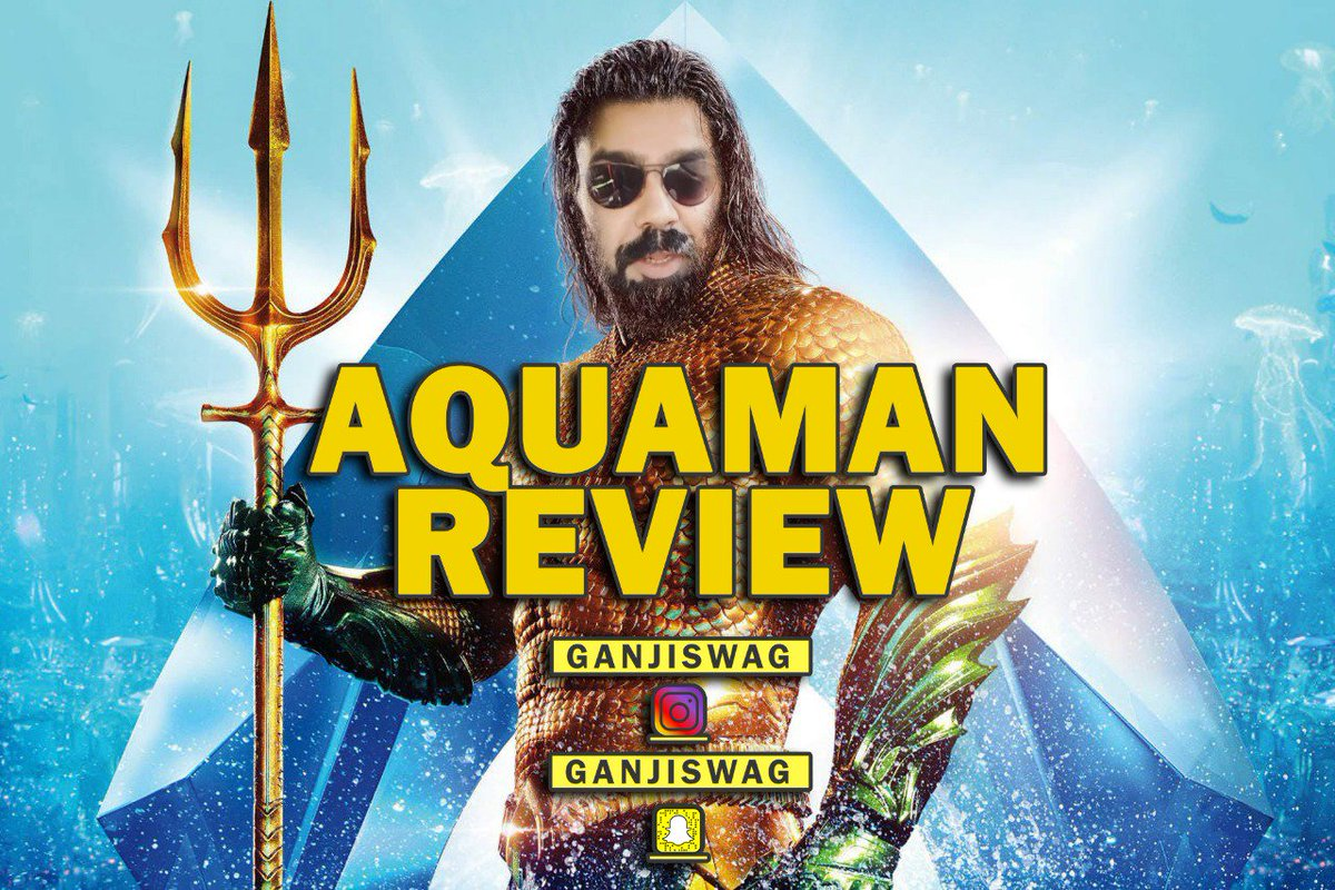 Puffin Man On Twitter I Reviewed Aquaman Watch It Over Here