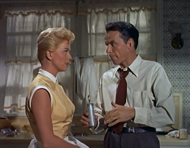 Image result for doris day young at heart