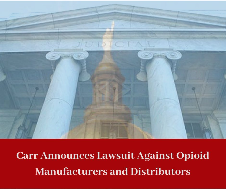 barnes law group (@barneslawgroup) twitters law georgia gov press releases 2019 01 03 carr announces lawsuit against opioid manufacturers and distributors \u2026pic twitter com bfan6z9bqy