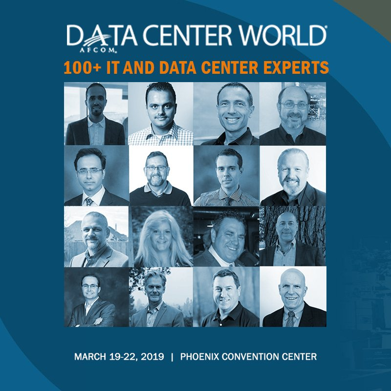100+ speakers will discuss the hottest topics & issues the data center industry is facing. See them in Phoenix this March>>  @HiltiNAmerica @carriejgoetz @GaNSystems @Critical_EG @Alan_Howard_IHS @chriscrosby13 #DataCenterWorld
