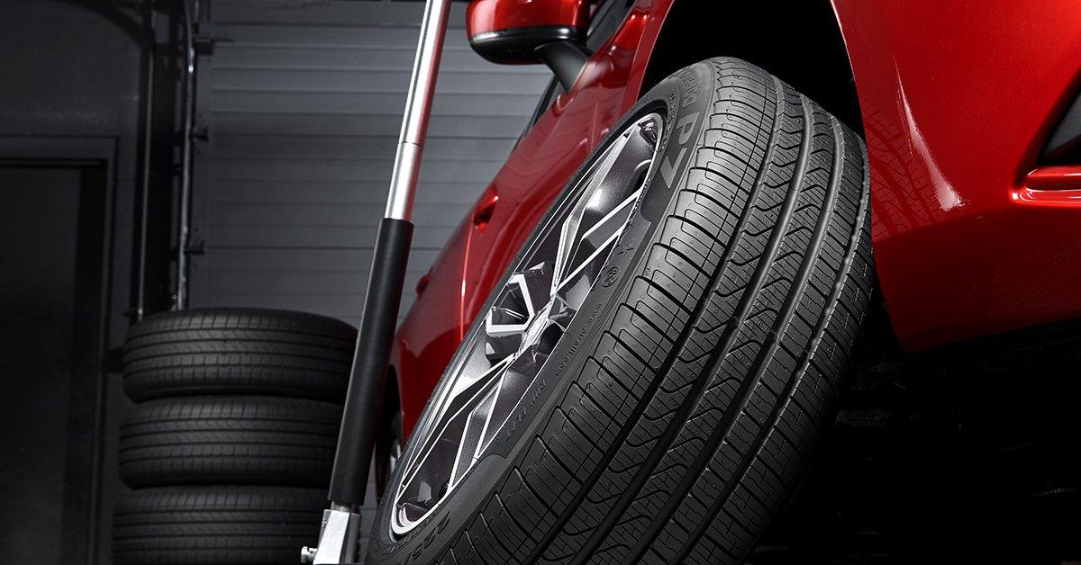 Tire Rack Installer Program