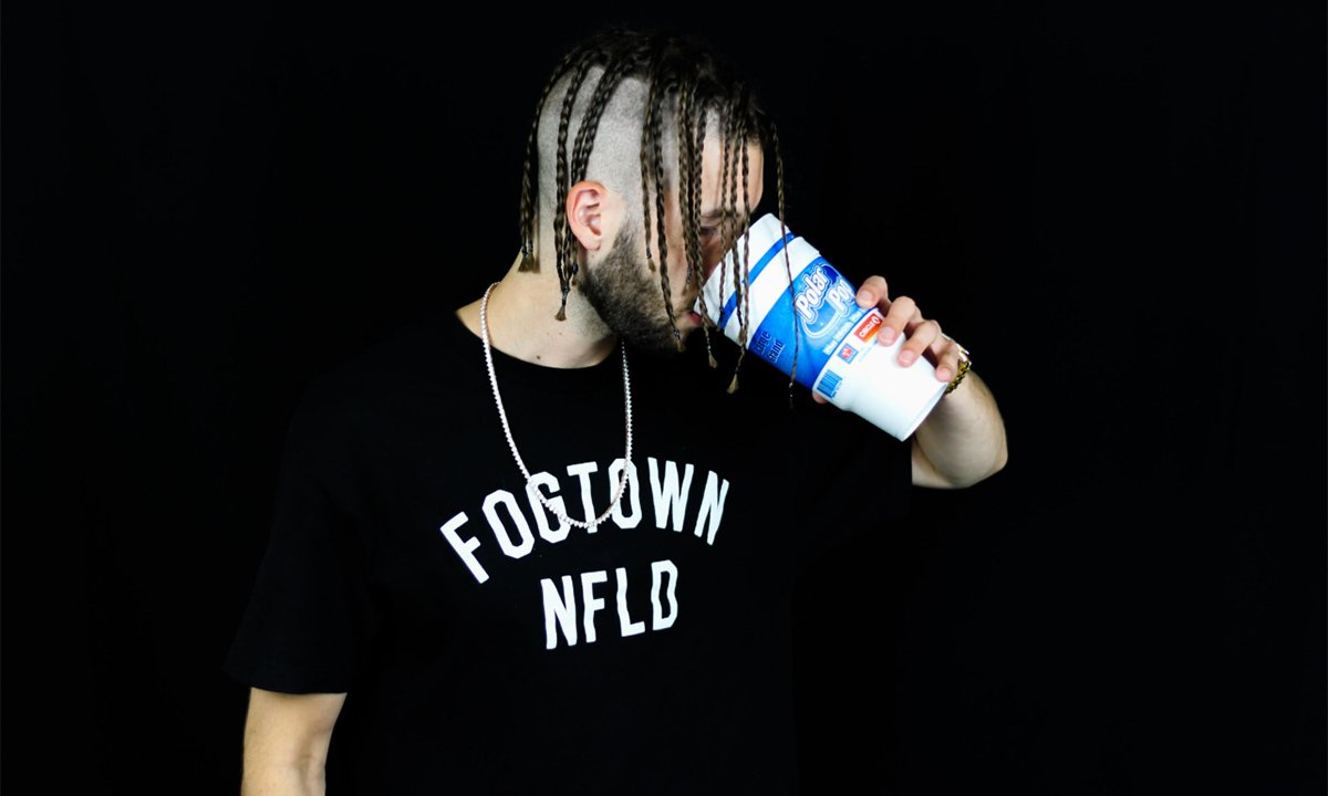 Newfoundland rapper @MAK11___ talks #NewAtlantis trilogy, the local hip-hop scene, touring & more  📲 Read it here: https://t.co/a2wLPb4EnN 💥 #newfoundland #hiphop https://t.co/FglXS614m9