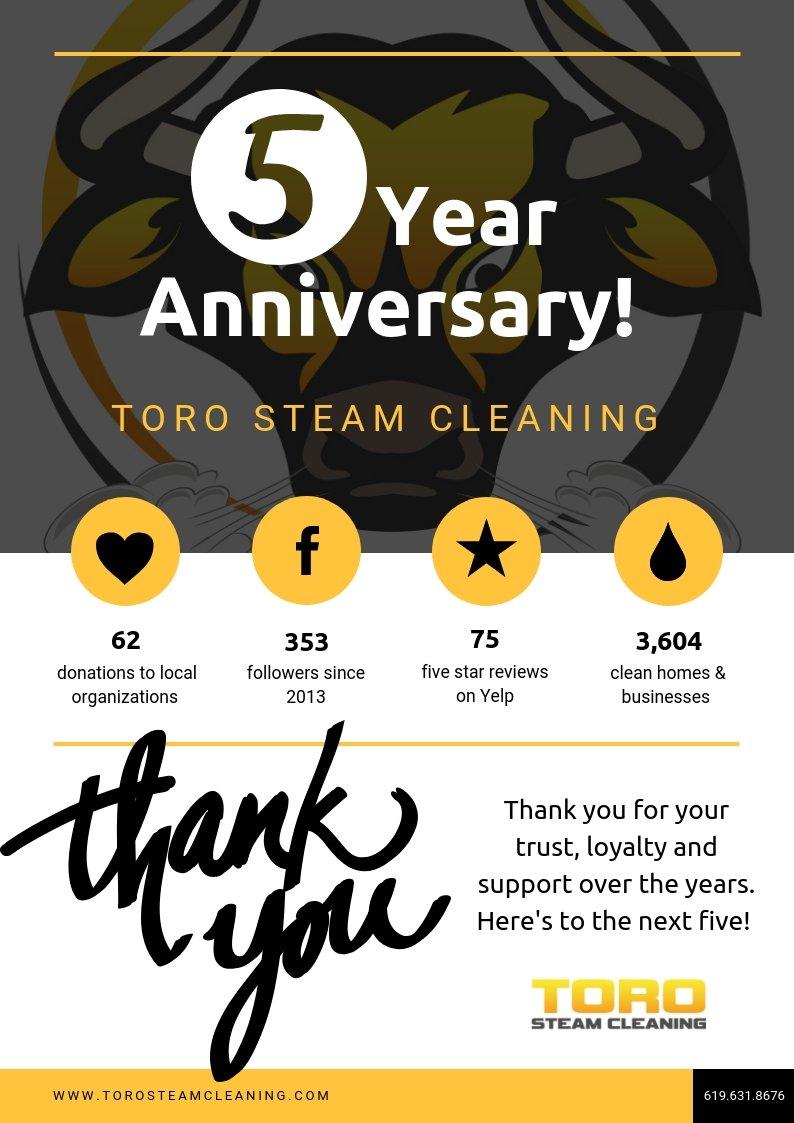 ToroSteamCleaning (@ToroSteamClean) | Twitter