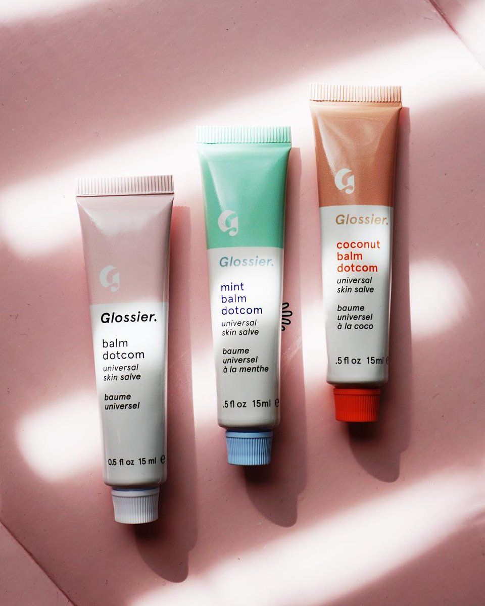 Glossier On Twitter Were Working Hard To Bring Birthday Balm