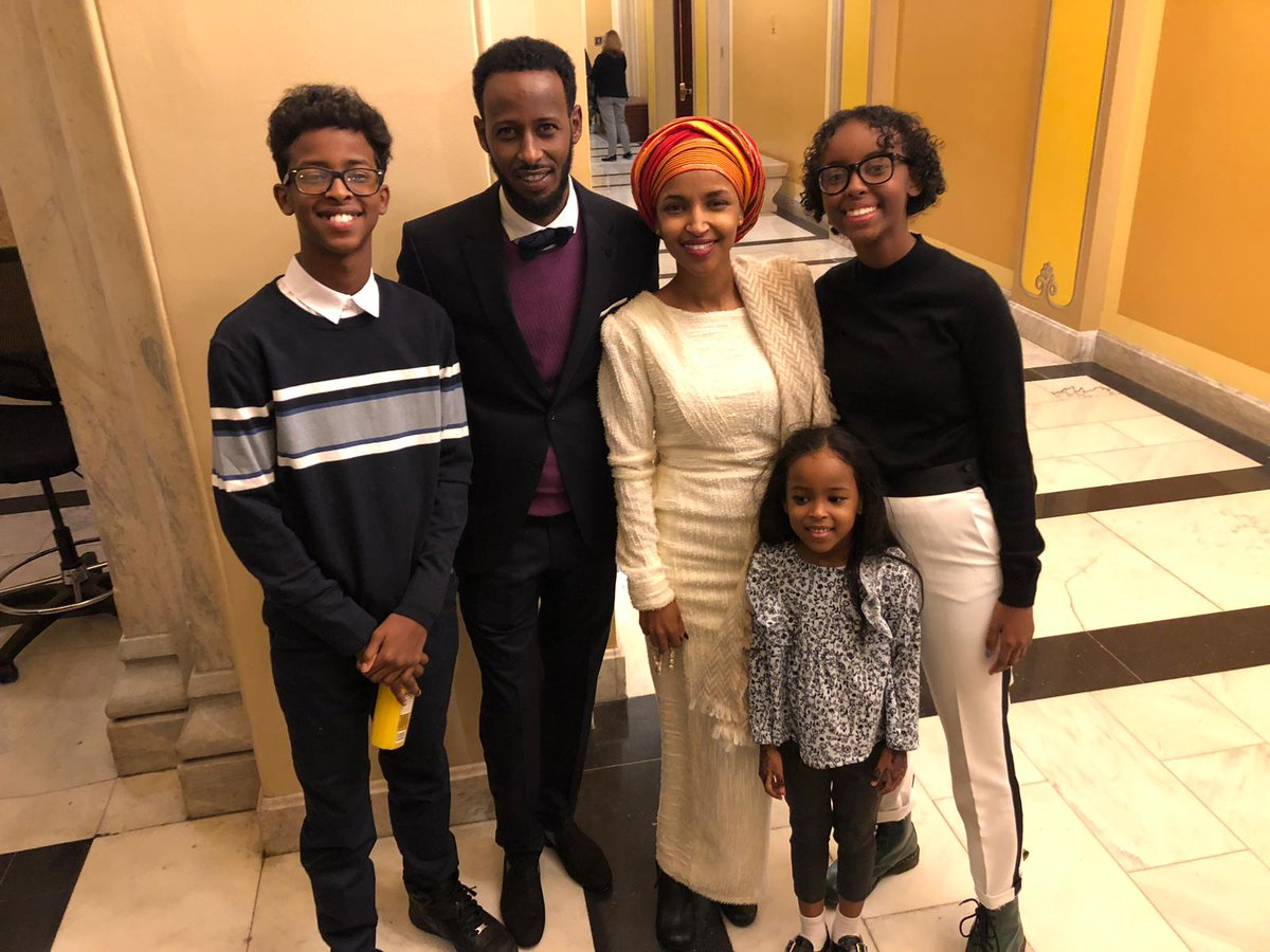 ilhan omar on twitter   u0026quot from my family to yours  thank you