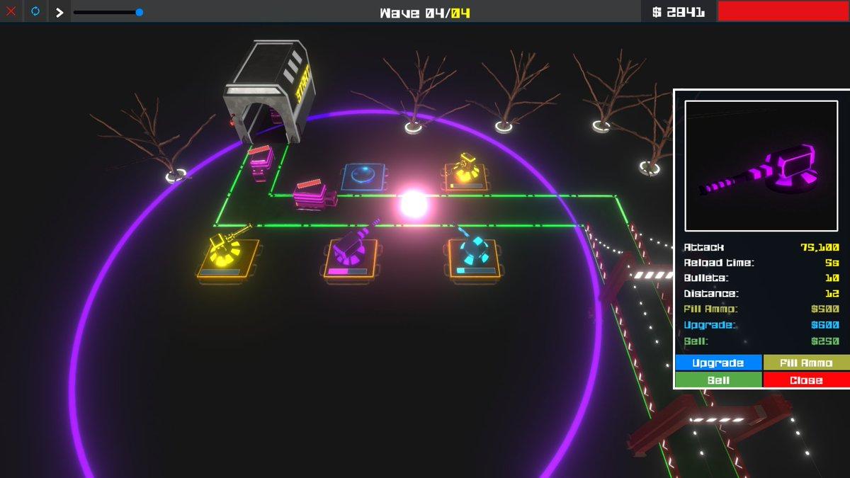 Unity 3D Tower Defense Kit