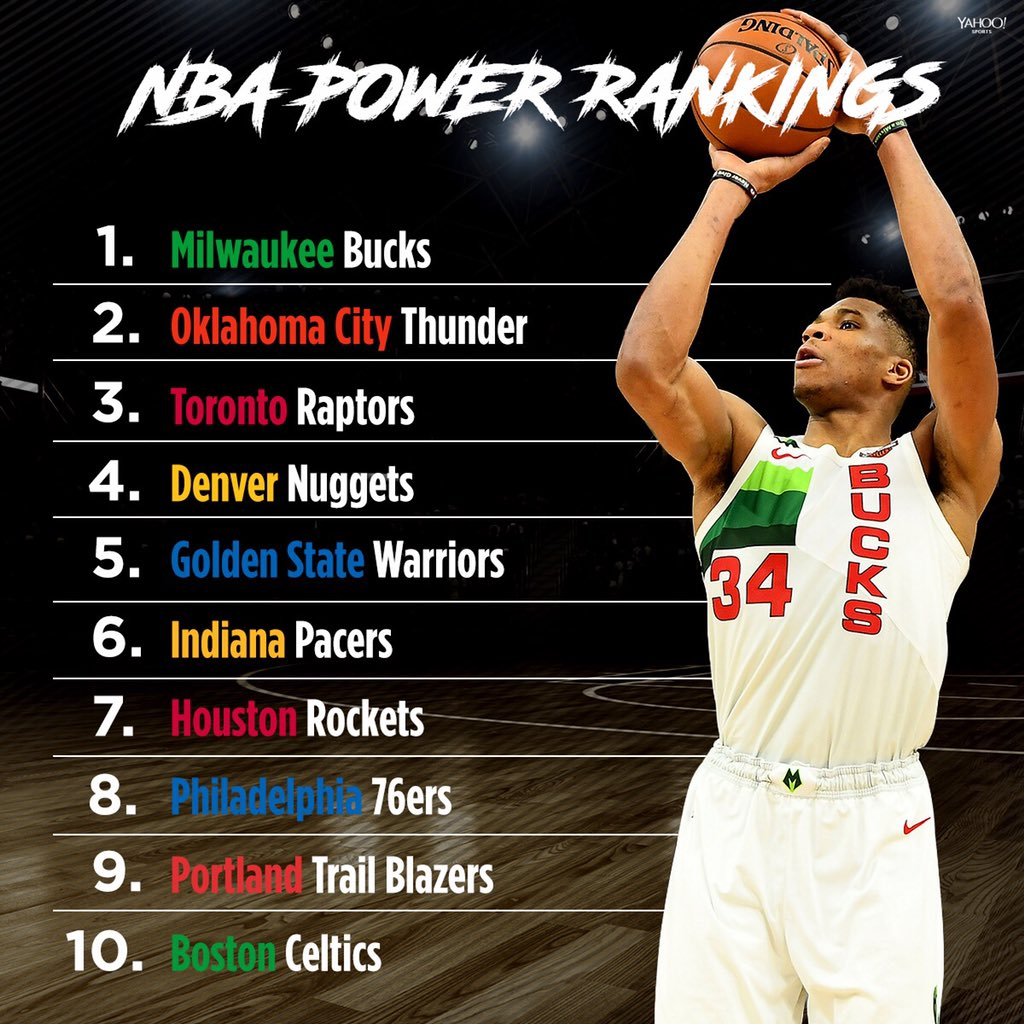 54930ca9736 Yahoo Sports NBA on Twitter: