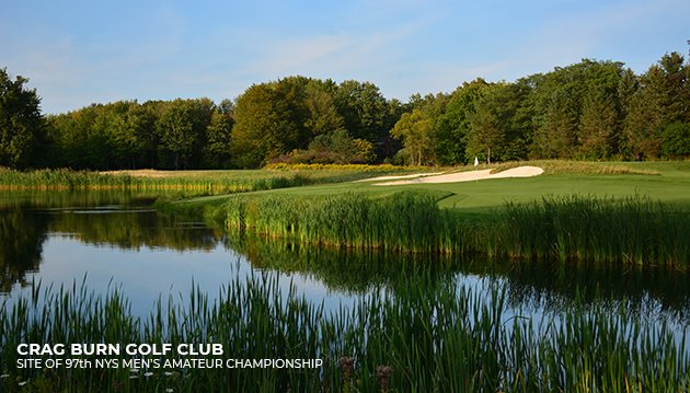 NYSGA announces 2019 amateur Championship schedule
