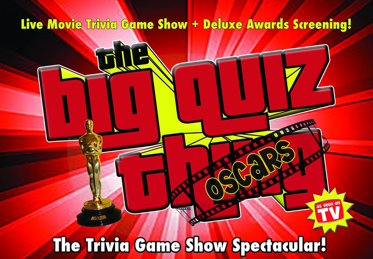 The Big Quiz Thing on Twitter: