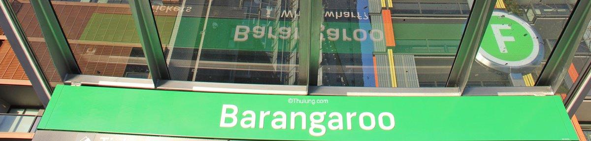Barangaroo Sydney Australia