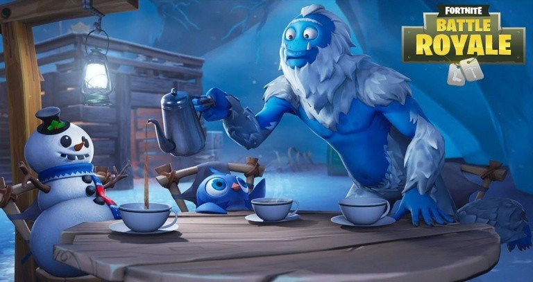 Mister Bazar On Twitter News Gaming Fortnite Défi Caché