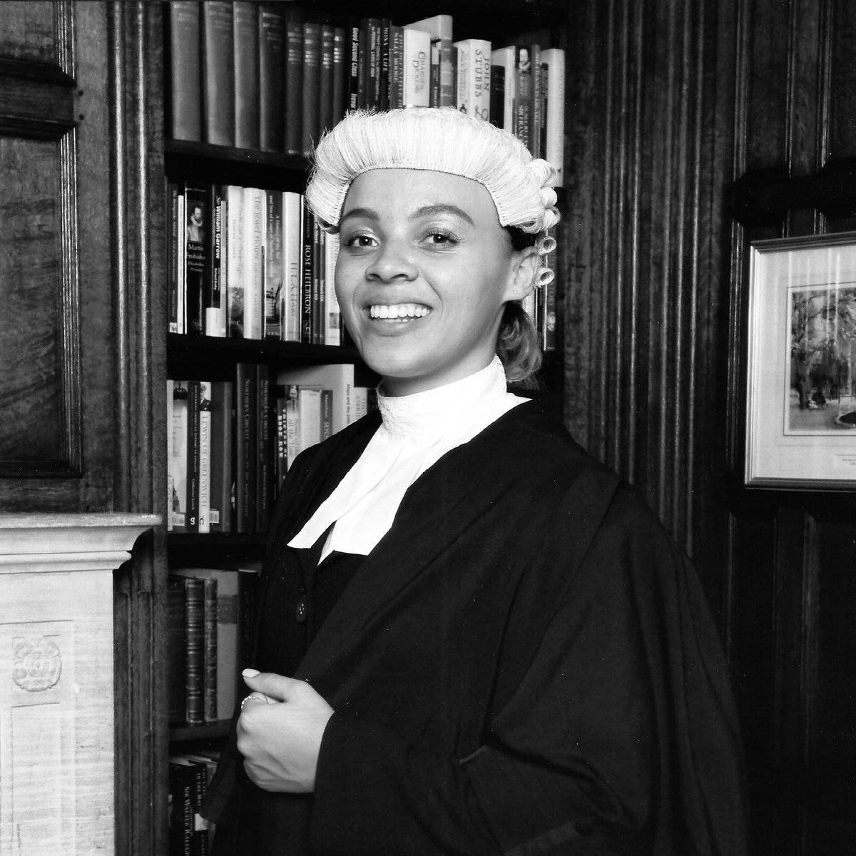 In just 3 months I'll be defending and prosecuting in the Courts of England and Wales. I'm 24. I'm mixed-race. I'm from Essex. I'm not posh. I worked hard and NEVER listened when people said the Bar wasn't for people like me. THIS is what a barrister looks like. https://t.co/f5CHh1nji5