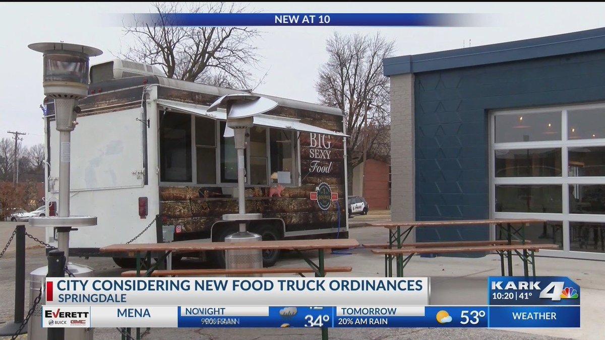 Arkansas Food Truck Regulations