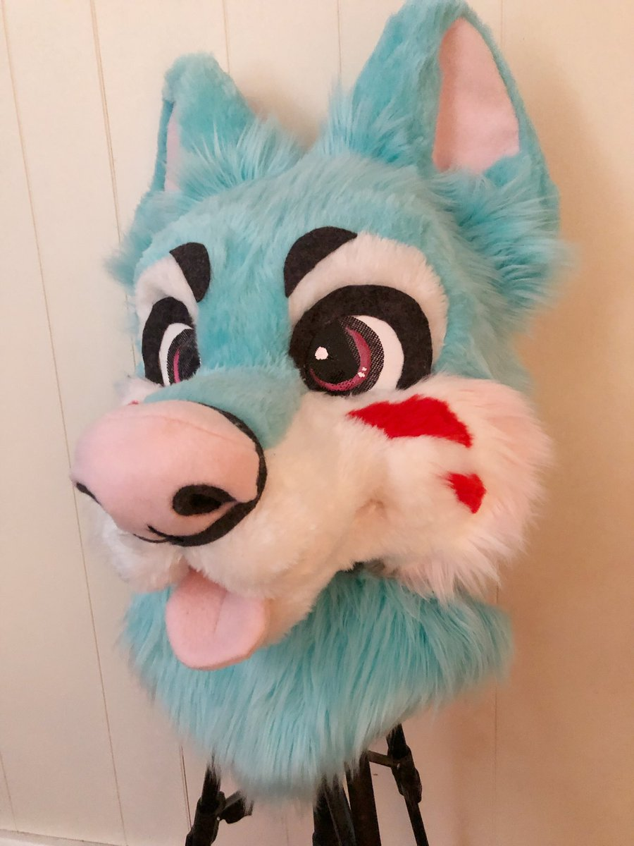 Fuzzpunk Fursuits On Twitter For Sale Due To An Emergency Cancellation This Cutie Is Looking For A New Home Thedealersden Bid Here Https T Co H6xs0nslww Fursuit Furry Fursuitmaker Fursuiter Fursuitforsale Fursuit4sale Https T Co