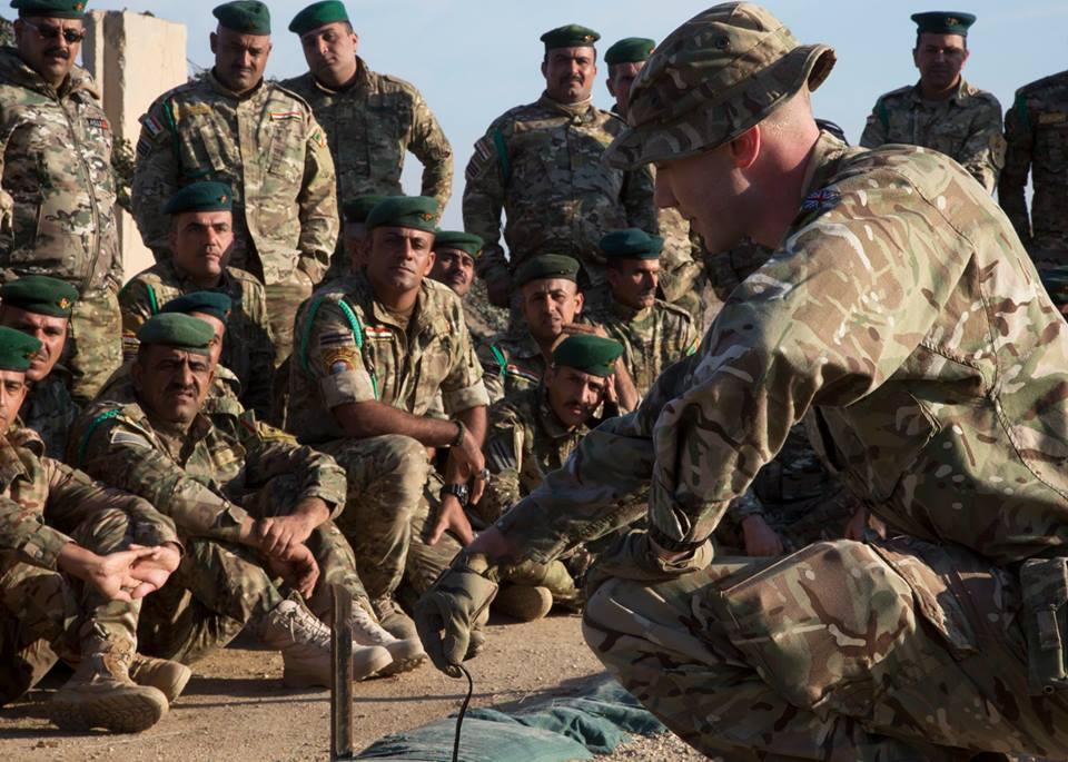 جهود التحالف الدولي لتدريب وتاهيل وحدات الجيش العراقي .......متجدد - صفحة 5 DwCwe23UUAEvQ4H