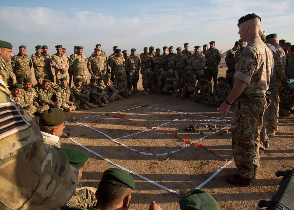 جهود التحالف الدولي لتدريب وتاهيل وحدات الجيش العراقي .......متجدد - صفحة 5 DwCwe25U0AAofSx