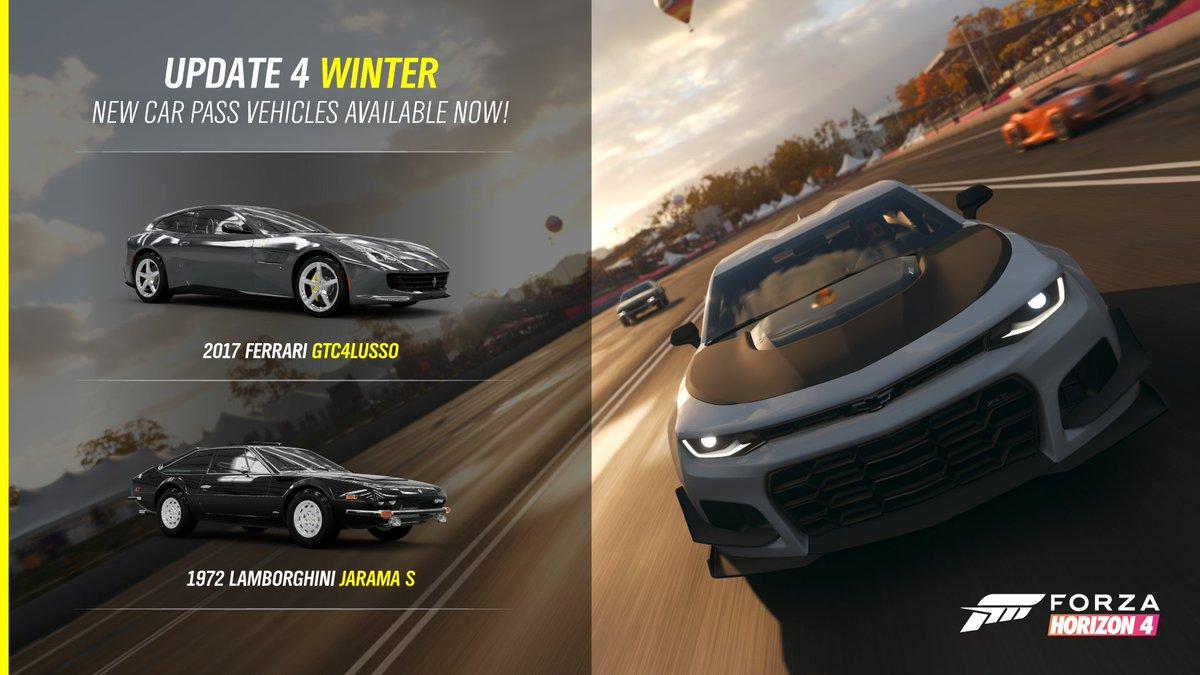 Forza Horizon 4 Car List - Page 17 - Forza Horizon 4