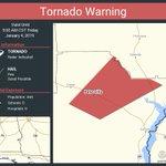 Image for the Tweet beginning: Tornado Warning including Batesville AL