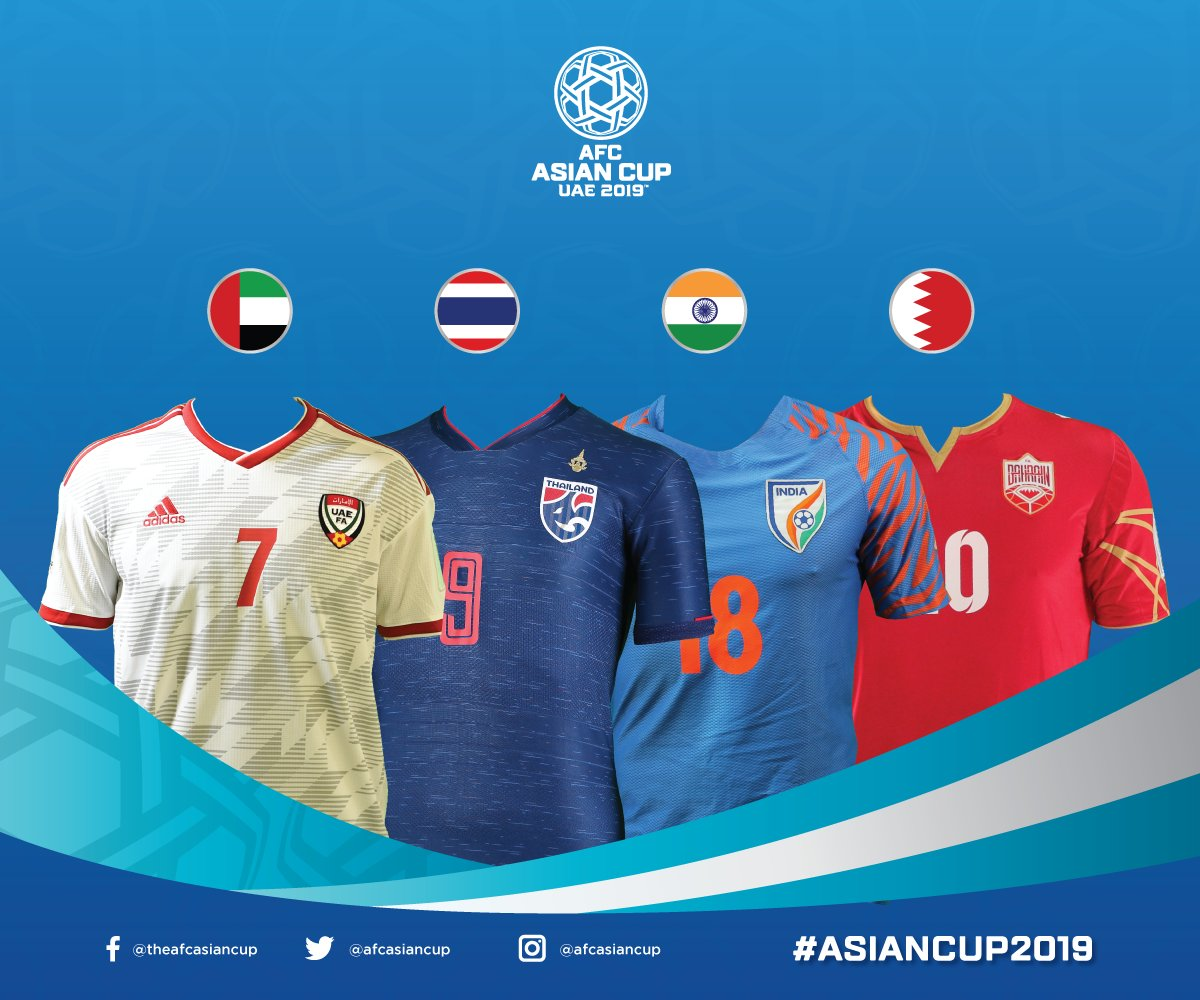 Grup A Piala Asia 2019
