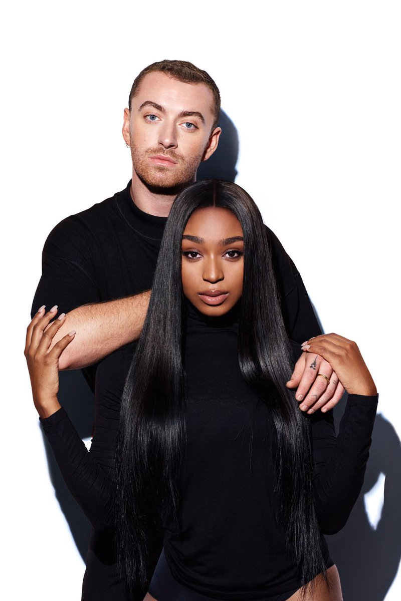 SAM SMITH X NORMANI X DANCING WITH A STRANGER X January 11, 2019 @samsmith