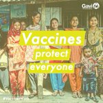 Vaccines can protect everyone!   Through herd immunity, vaccinated people are not only protecting themselves, they are indirectly protecting their whole community.  #VaccinesWork #GotVaccines #GotLife  https://t.co/hMJJd5KQR9