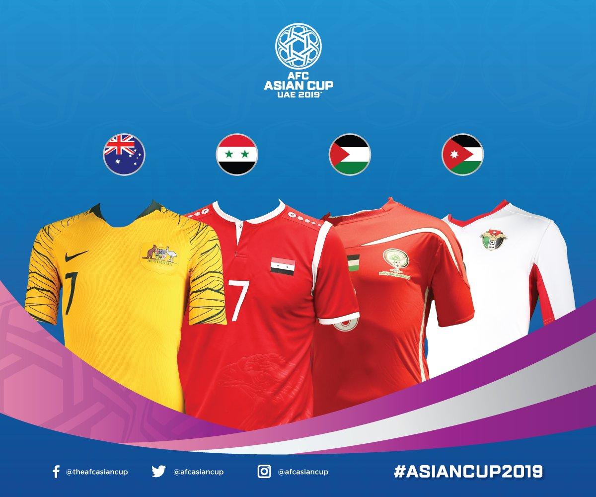 Grup B Piala Asia 2019